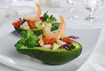Avocado Pilaf With A Twist
