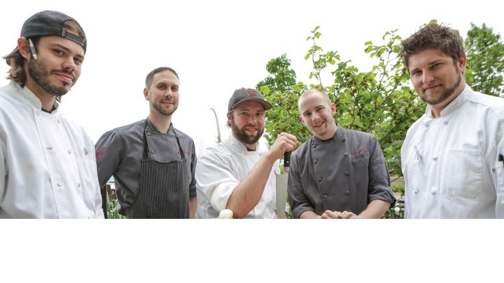 Cielo Restaurant & Bar at Four Seasons Hotel St. Louis to host culinary competition featuring six of St. Louis' finest sous chefs on May 18, 2015