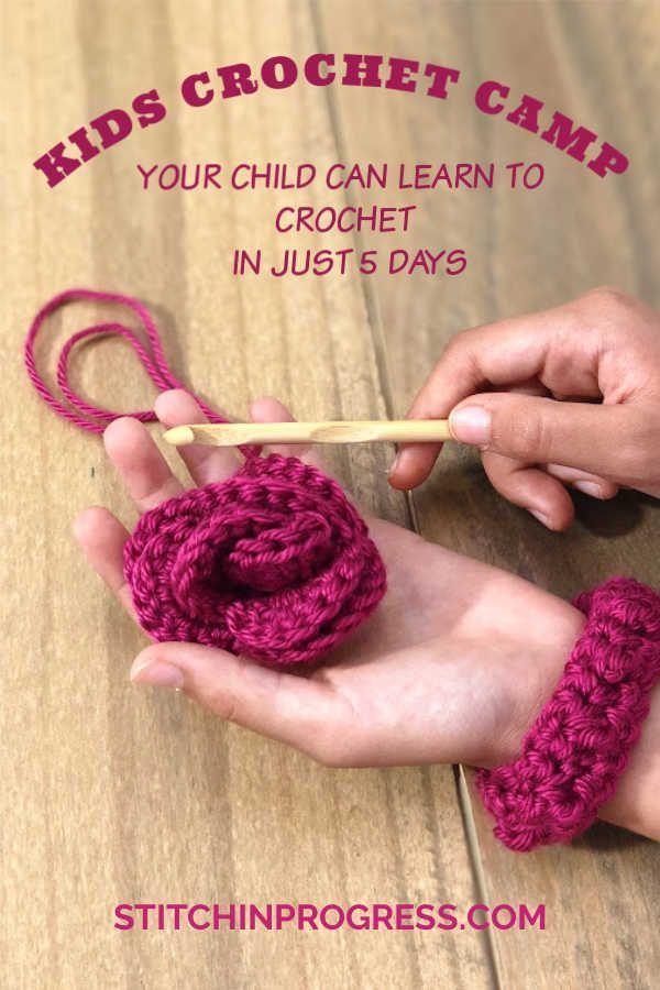 Free Crochet Classes For Kids And Adults Crochetholic