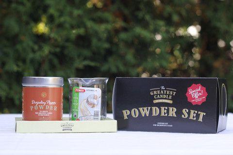 Darjeeling Flower Powder Set