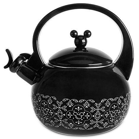 Disney Gift Guide 2012: Magical Mornings!   the disney food blog Mickey Mouse Tea Kettle