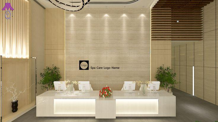 Spa Lobby Design on Behance