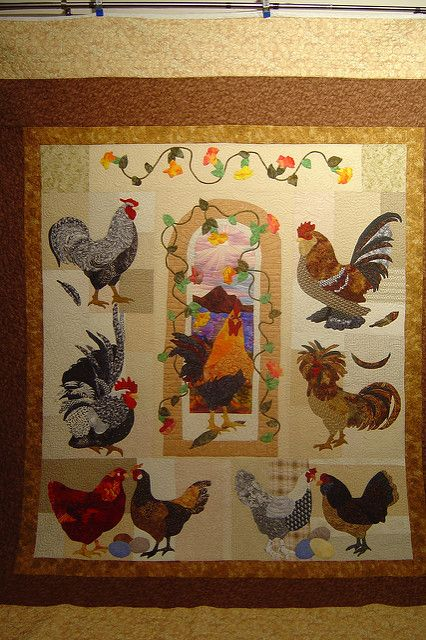 DSC03757   Pieced by Pat Rose. Freehand Quilted by Jessica's…   Flickr
