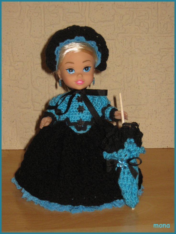 doll 18 - model from the Biedermeier…