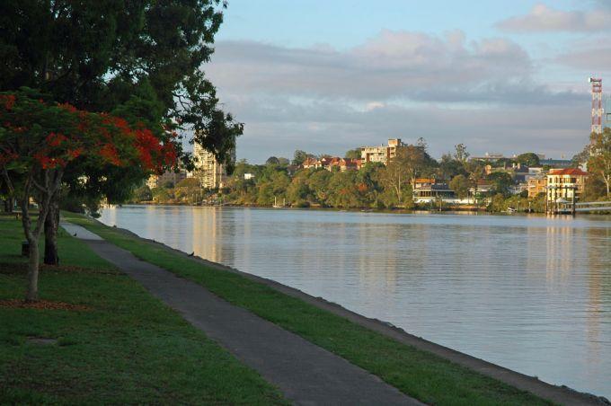 West End South Brisbane Walk Or Cycle   Must do Brisbane