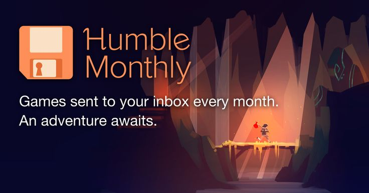 A subscription for a couple months worth of humble bundle would be cool!