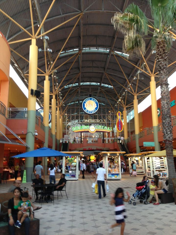 Dolphin Mall in Sweetwater, FL