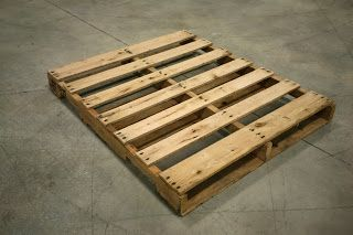 Riding in Carz with Boyz: King Sized Pallet Bed