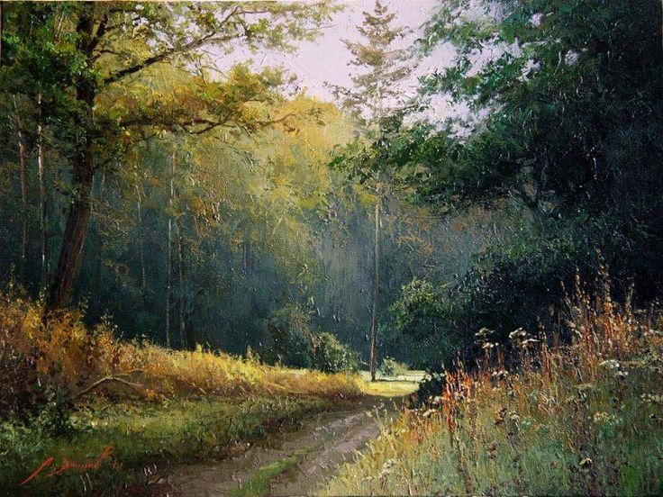 Artista Alexander Zaitsev.