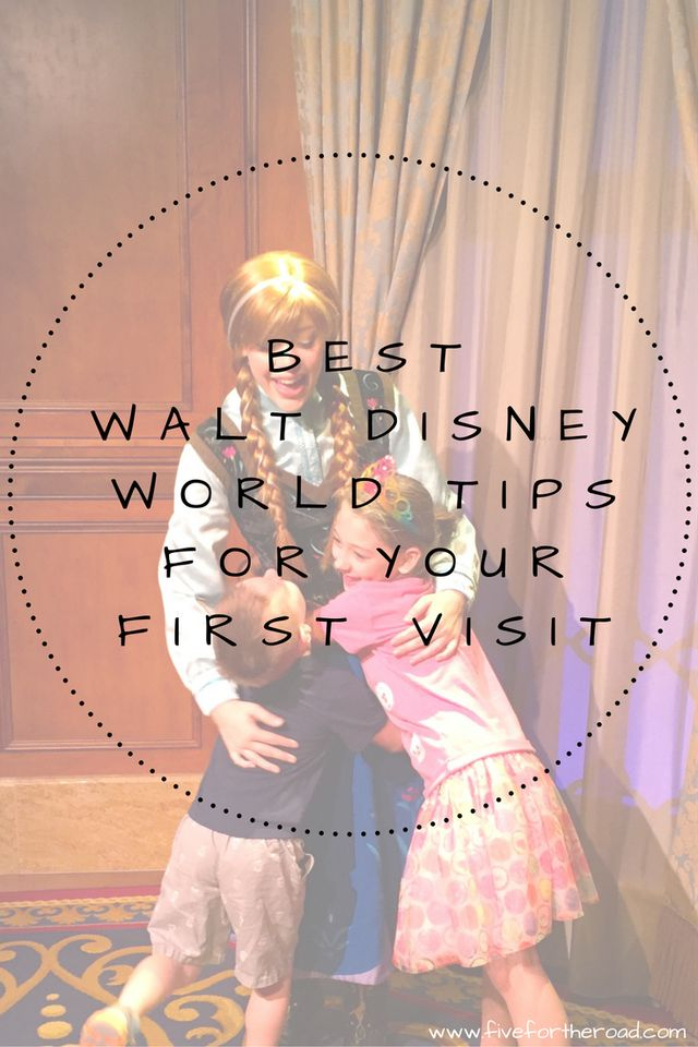 Need tips for your First Walt Disney World Visit? Check out my tips and start planning your best Disney family vacation!