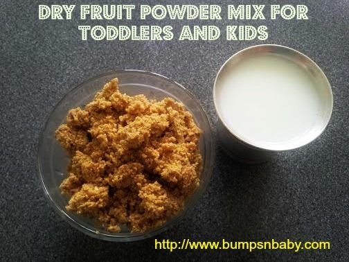 Indian Baby Food Recipes