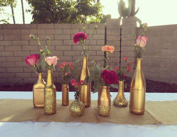 Decoration Table Pour 50 Ans Mariage