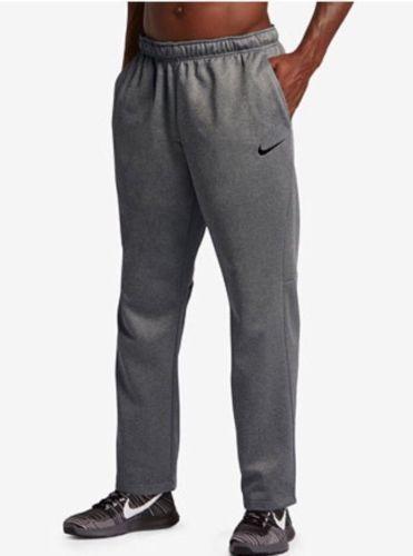 7390c55d38e68 NIKE THERMA SWEATPANTS NEW 800191 091 GRAY SIZE SMALL $55.00 #Nike #Pants