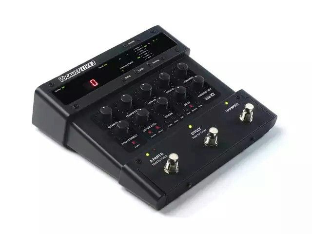 Vocalist live 3, no longer produced, but still pretty cool, and probably available second hand.