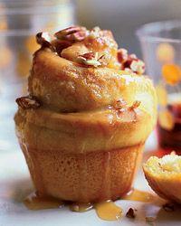 Butterscotch Sticky Buns Recipe on Food & Wine