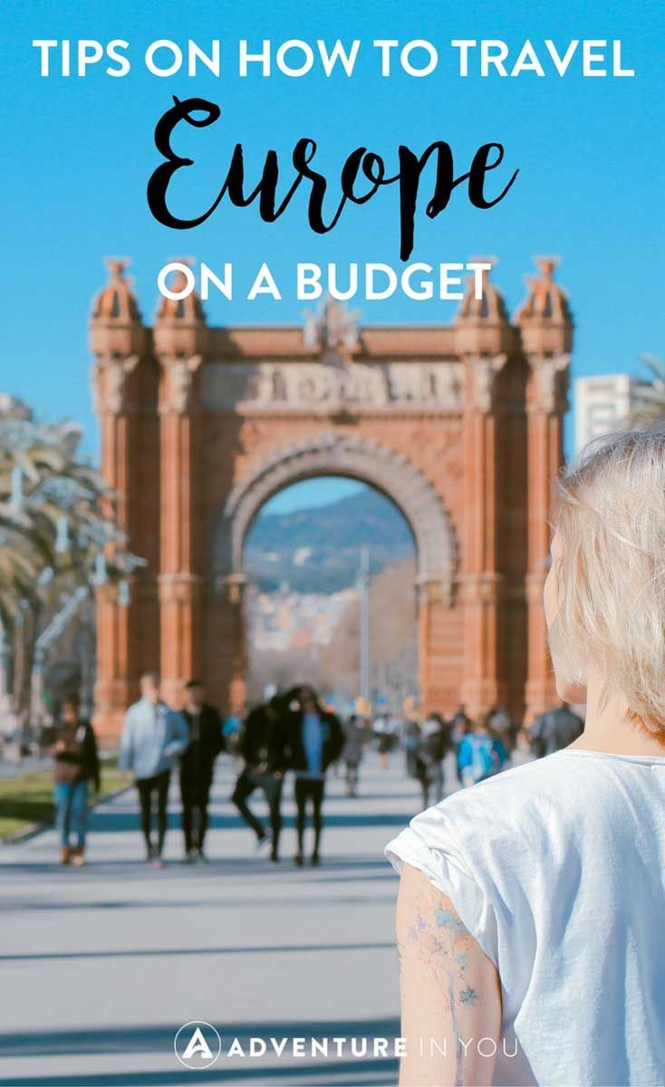 Europe Budget | Looking for the cheapest ways to travel Europe? Take a look at a few of my top tips and recommendations. Sticking to a budget in Europe doesn't have to be too hard. #europe #travel #eurotrip