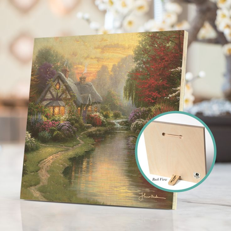 Home Interiors And Gifts Thomas Kinkade Prints Trend