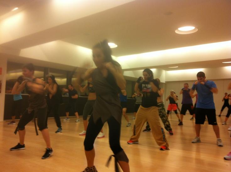 Body Combat de @Les Mills Pura inspiración