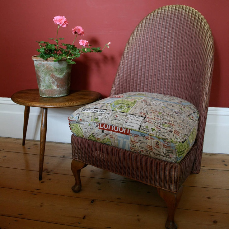 28 best Lloyd loom revamp images on Pinterest | Wicker ...