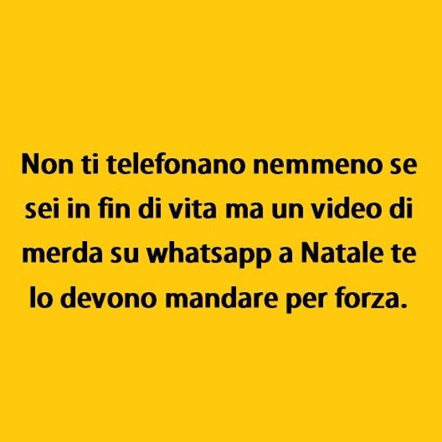 (By Robygno) #tmlplanet #italia #whatsapp #natale #ragazzi #ragazze