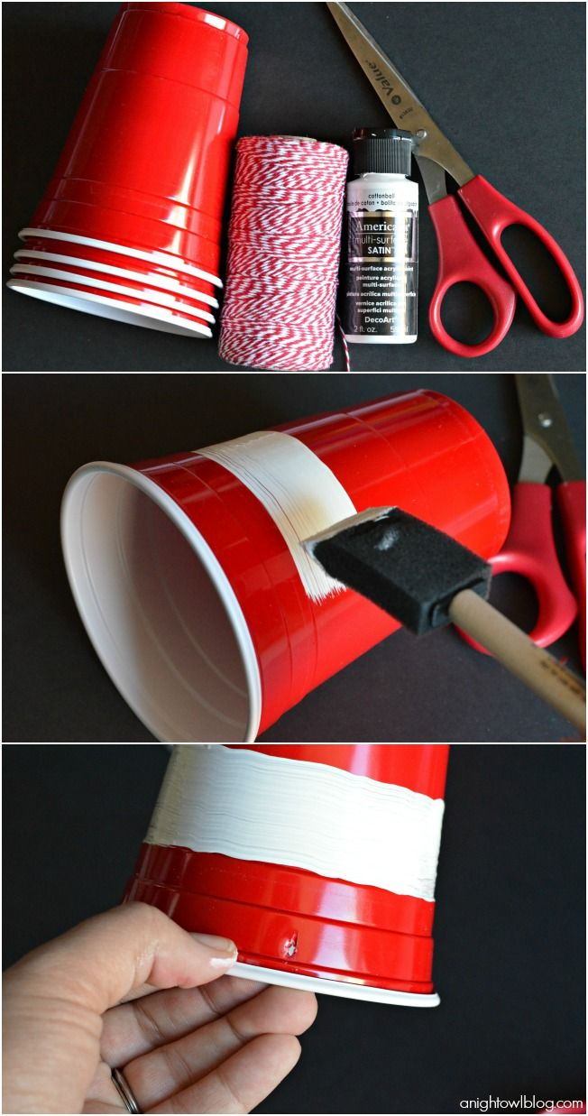 Celebrate Dr. Seuss' birthday in style this year by making these adorable and EASY Cat in the Hat Party Hats!