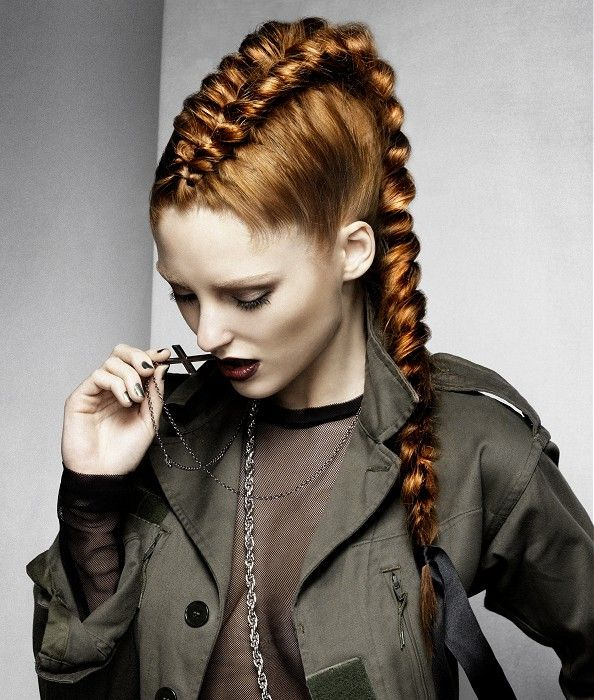 Long Red Hairstyles Love this!