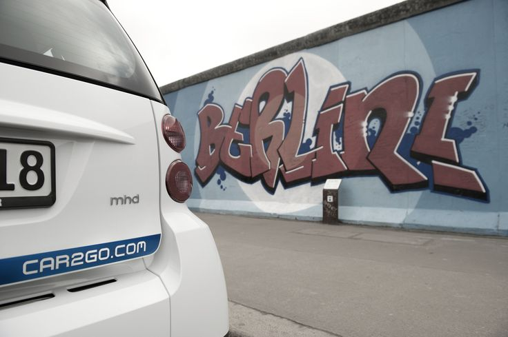 car2go Berlin. The easiest way to explore the city. #smart #berlin #car2go #carsharing #car