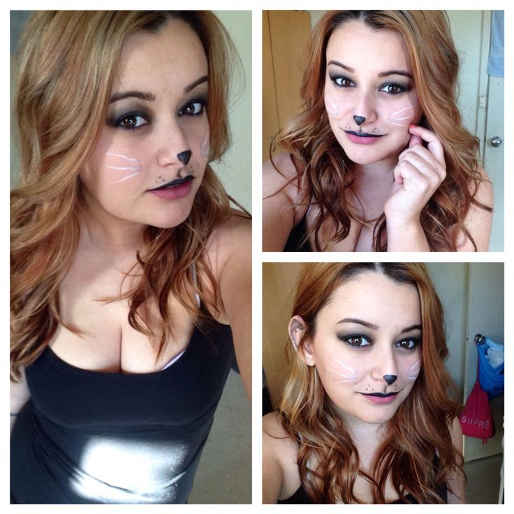 My first Cat look #petplay