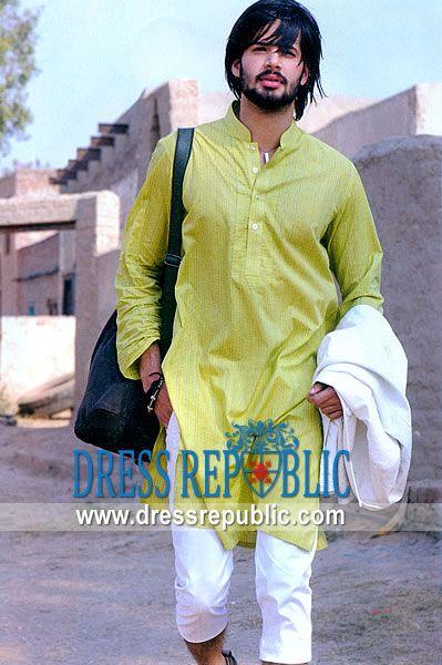 Style DRM1087, Product code: DRM1087, by www.dressrepublic.com - Keywords: Mens Kurta and Shalwar Kameez for Ramadan, EID 2010, Online Shop