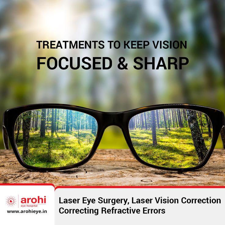 Visit Arohi Eye Hospital for comprehensive eye care for