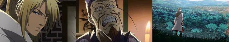 Reikenzan: Hoshikuzu-tachi no Utage S2 01 VOSTFR | Animes-Mangas-DDL