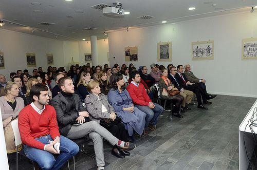 Conferencia, Fundación Eduardo Gallardo