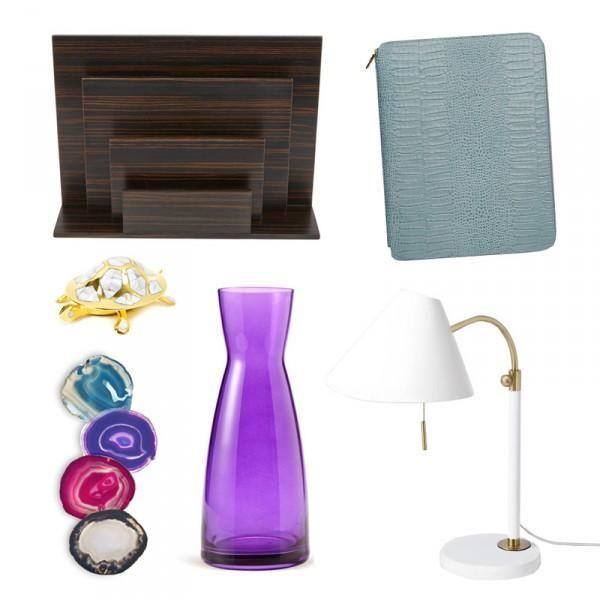 Desk accessories sure to inspire genius