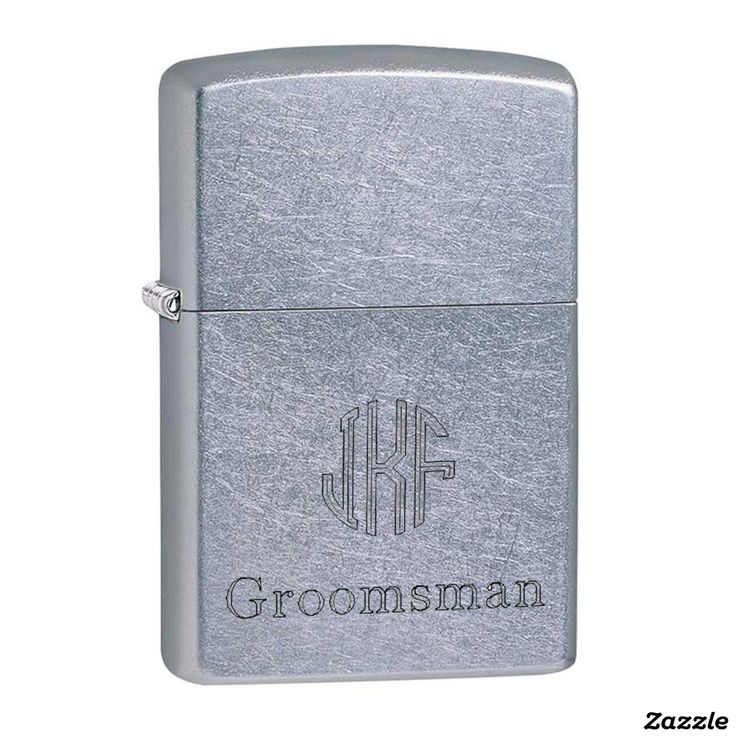Customized Zippo Lighter Free Engraving @zazzle #zazzle #marriage #bride #groom #gift #idea #lighter #zippo #cool #neat #awesome #sweet #monogram #wed #wedding #married #engaged #engagement #party #shower #look #buy #sale #shop #shopping