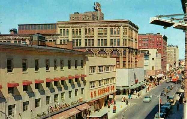 Main Street, Bridgeport