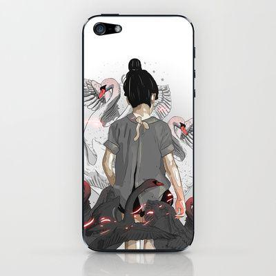 SwanShou iPhone & iPod Skin by Defeat Studio - $15.00