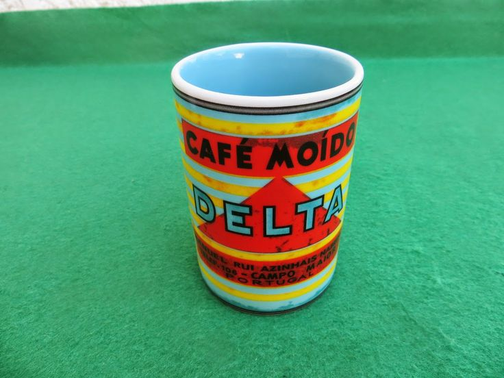 Sonho Antigo: Caneca Café Delta