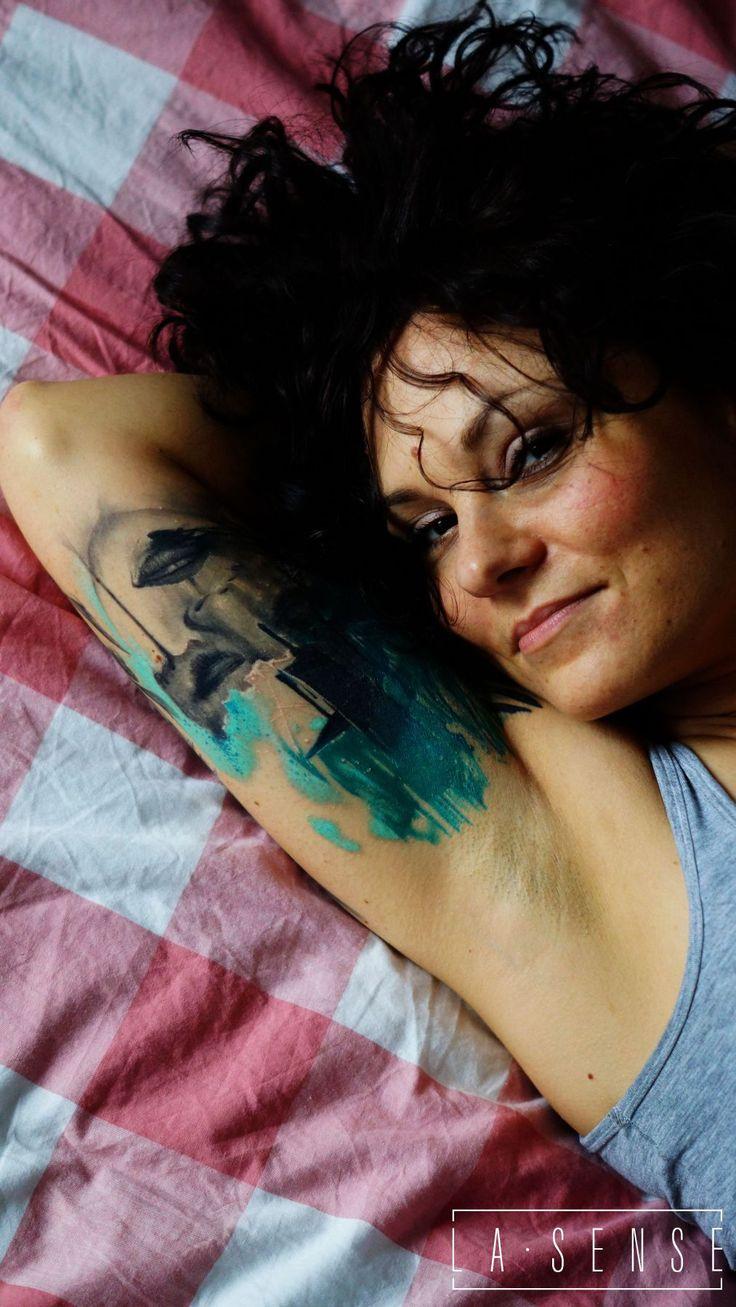 Tattoo#tattoogirl#lasensephotography#