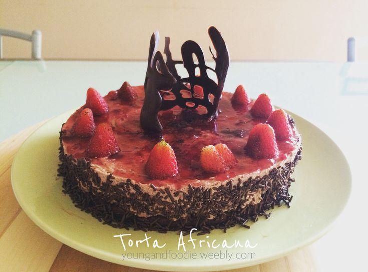 Torta Africana - African Chocolate Cake (by Ernst Knam)