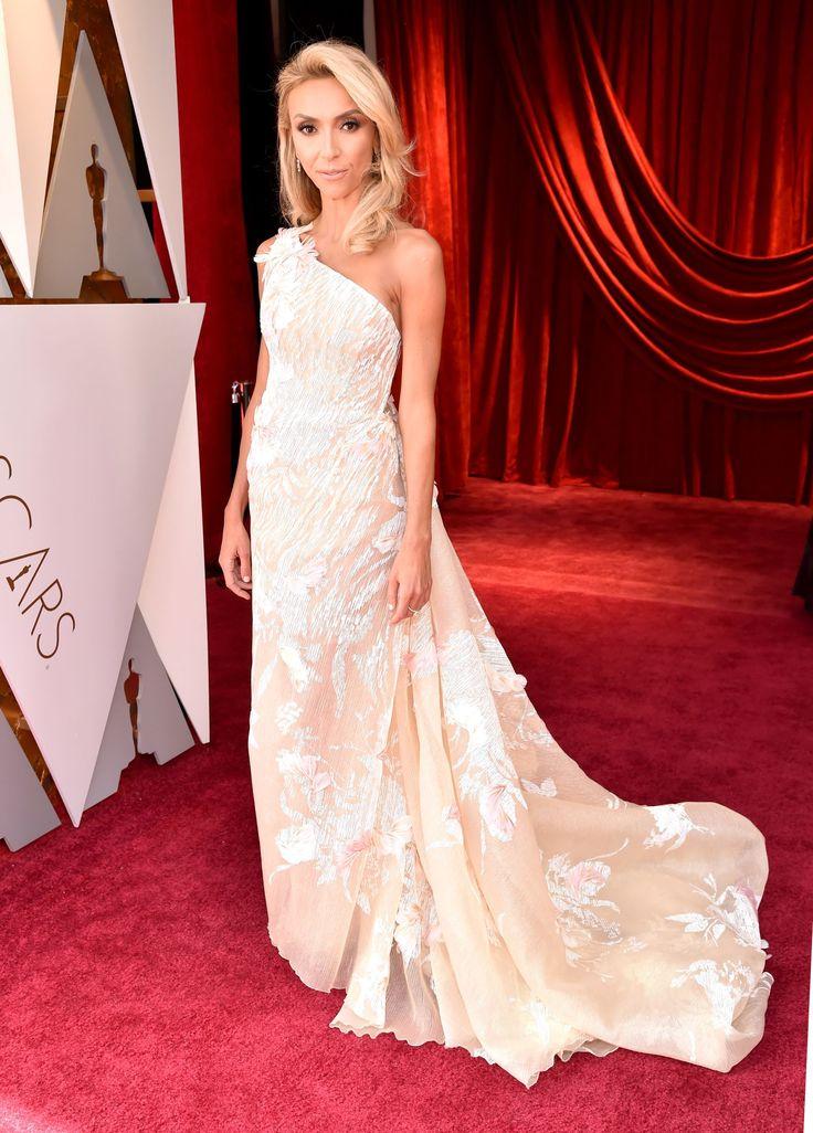 Oscars 2018: Giuliana Rancic - CosmopolitanUK