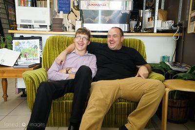 Connor Perring & Adam James