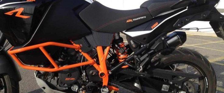 vinilo carbono KTM