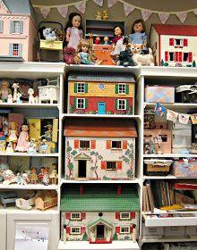 Corey Moortgat- Collage Artist: More Dollhouse Stories