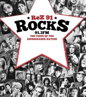Rez 91 FM (Ontario, Canada)