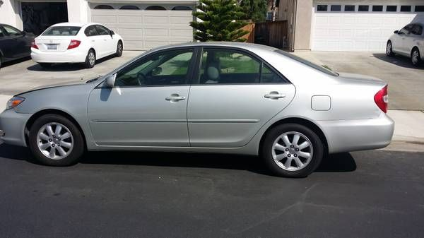 Used 2004 Toyota Camry for Sale ($5,900) at Riverside, CA