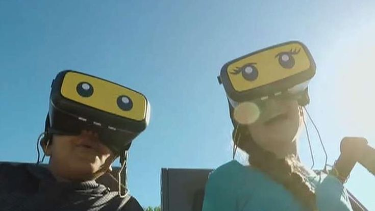 FOX BIZ NEWS: Legoland's new attraction pairs roller coaster with a VR headset