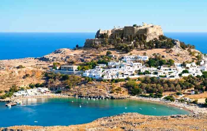 Greek Islands: Tips on the most beautiful beaches and best taverns