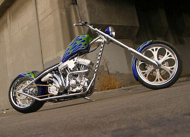 Custom Painted Bikes Motorcycles Ct