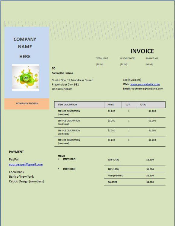Cellphone Repair Invoice Company Invoice Template Cell Phone Repair Repair