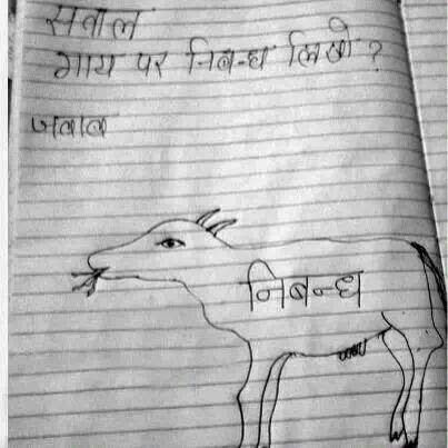 Funny Indian Picture in Hindi